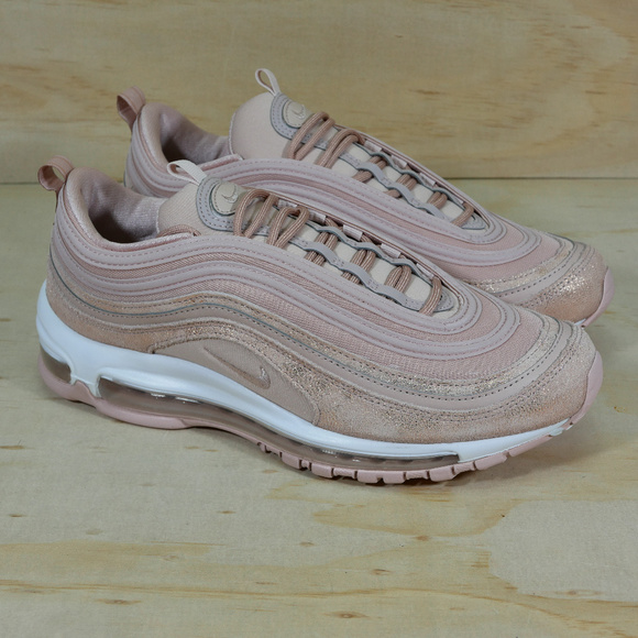 NEW Nike Air Max 97 SE Beige Bronze Shoes